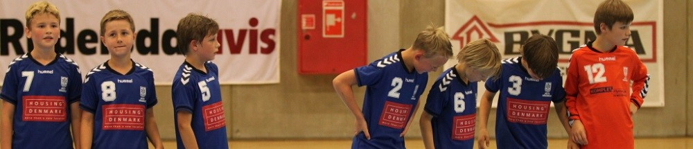 Housing Denmark sponsors Holte Handball team