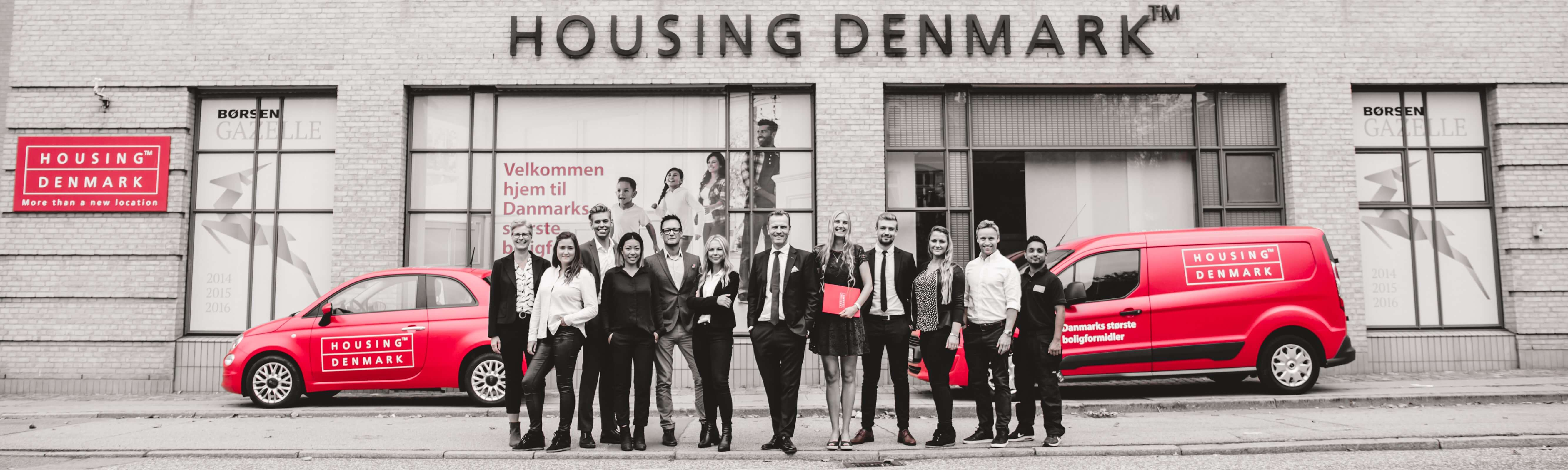 Housing Denmark Services is an independent success